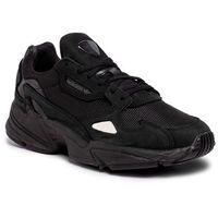 Damskie obuwie sportowe, Buty adidas - Falcon W G26880 Cblack/Cblack/Grefiv