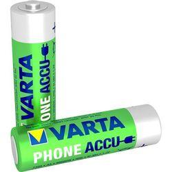 Varta Akumulator AA, 1600mAh, dwie sztuki (58399201402) Darmowy odbiór w 21 miastach!