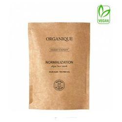 Drzewko herbaciane normalizująca maska algowa do twarzy Organique Happy-sklep