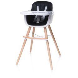 Krzesełko dziecięce Scandy Black