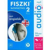 Książki do nauki języka, Język Angielski. Słownictwo 2. Fiszki Audio Cd Mp3