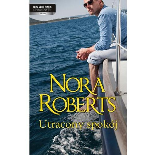 E-booki, Utracony spokój - Nora Roberts