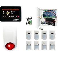 Sygnalizatory, Alarm System Ropam NeoGSM-IP-PS + 8xBosch+ TPR-4B + Sygnalizator