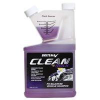 Szampony samochodowe, Britemax Clean Max - pH Balanced Car Shampoo 946ml rabat 50%