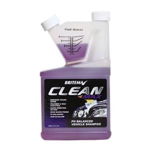 Szampony samochodowe, Britemax Clean Max - pH Balanced Car Shampoo 946ml rabat 20%