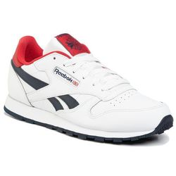 Buty Reebok - Classic Leather DV9549 White/Collnavy/Red