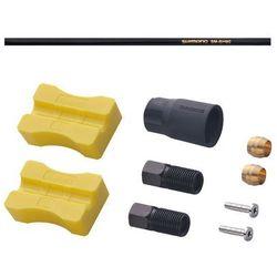 ESMBH90SSL170 Przewód hamulcowy hydrauliczny Shimano Deore SM-BH90-SS 1700 mm tył czarny