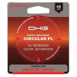 Filtr Marumi DHG Circular PL 46mm (MCPL46 DHG) Darmowy odbiór w 21 miastach!