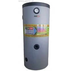 Bufor ERMET 250L Bez Wężownicy do CO - Zbiornik Buforowy Zasobnik Akumulacyjny 250 litrów, 150cm x 63cm, - Wysyłka Gratis