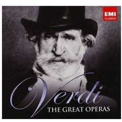 Verdi: The Great Operas (Limited)