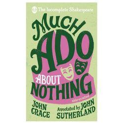 Incomplete Shakespeare: Much Ado About Nothing - Dostawa 0 zł (opr. twarda)