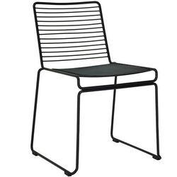 Krzesło ROD SOFT czarne MC-134 - King Home - Sprawdź kupon rabatowy w koszyku