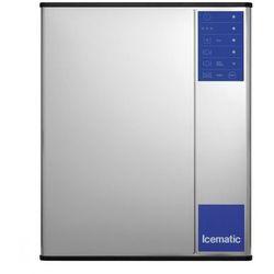 Łuskarka - wytwornica kostek lodu 225 kg/24 h, chłodzona powietrzem, 1,1 kW, 560x620x660 mm | ICEMATIC, M192A