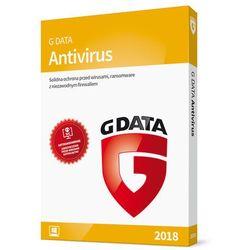 G Data ANTIVIRUS 3PC 3 lata ESD