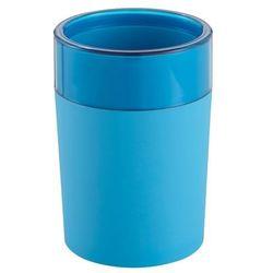 Kubek łazienkowy Doumia niebieski