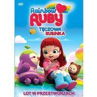 Bajki, Tęczowa Rubinka Lot w przestworzach (DVD) - Cass Film DARMOWA DOSTAWA KIOSK RUCHU