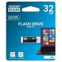 Flashdrive, Pendrive GoodRam UCU2 32GB Czarny (UCU2-0320K0R11) Darmowy odbiór w 20 miastach!