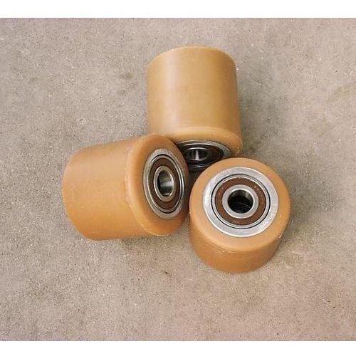 Pozostałe akcesoria do narzędzi, ROLKA metalowo-poliuretanowa do wózka paletowego 82 x 90 mm
