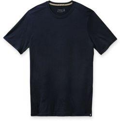 Smartwool Merino Sport 150 Shortsleeve Shirt Men, niebieski M 2021 Odzież do jogi