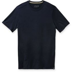 Smartwool Merino Sport 150 Shortsleeve Shirt Men, niebieski XXL 2021 Odzież do jogi