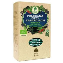 DARY NATURY 25x2g Herbata polecana przy zaparciach Saszetki BIO