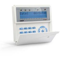 INT-KLCDR-BL Manipulator do centrali alarmowej z czytnikiem kart zbliżeniowych Satel