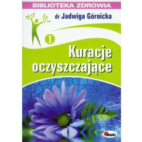 Książki medyczne, Kuracje oczyszczające 1 (opr. miękka)