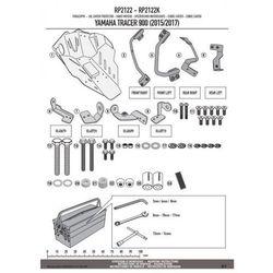 Kappa rp2122k osłona silnika aluminiowa yamaha mt-09 850 tracer (15-17)