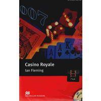 Książki do nauki języka, Casino royale + CD (opr. miękka)