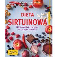 Hobby i poradniki, Dieta sirtuinowa (opr. miękka)