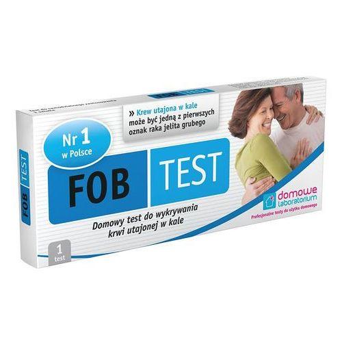 Pozostałe leki, Fob Test do wykrywania krwi utajonej w kale x 1 sztuka / DARMOWA DOSTAWA / DARMOWY ODBIÓR OSOBISTY!
