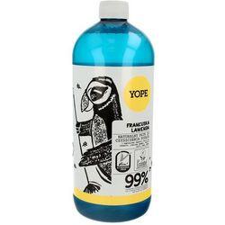 Naturalny płyn do czyszczenia podłóg - Francuska Lawenda 1000 ml - YOPE