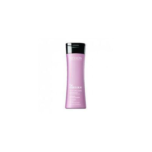 Mycie włosów, Revlon Be Fabulous Smooth, szampon wygładzający, 250ml