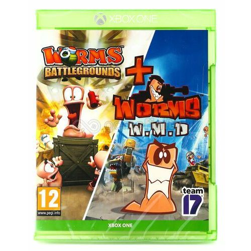 Gry na Xbox One, Worms Battleground (Xbox One)
