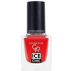 Golden Rose - ICE CHIC Nail Colour - Lakier do paznokci - O-ICE - 19