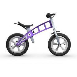 Rowerek biegowy FIRST BIKE STREET /fioletowy/