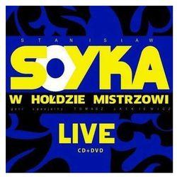 STANISŁAW SOYKA W HOŁDZIE MISTRZOWI LIVE - StanisŁaw Soyka (CD + DVD)