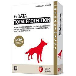 Gdata Total Protection 2 stanowiska 1 rok UPGRADE BOX (082625) Darmowy odbiór w 21 miastach!