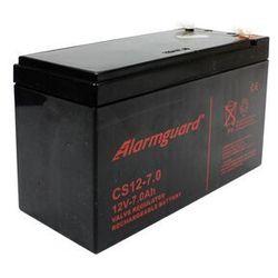 Akumulator 12V 7Ah do systemów alarmowych Satel