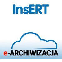 Programy kadrowe i finansowe, Abonament na e-Archiwizacje dla InsERT 10 GB