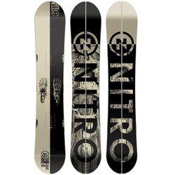DESKA SNOWBOARD SPLITBOARD NITRO NOMAD 161 CM