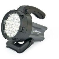 Oświetlenie rowerowe, Latarka, szperacz Mactronic 9018 LED, 70 lm, ładowalna, akumulator 2500mAh