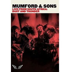 Live in South Africa: Dust and Thunder (DVD) - Mumford & Sons