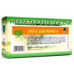 DZIURAWIEC ZIELE EKO - herbatka ekspresowa - Dary Natury