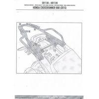 Pozostałe akcesoria do motocykli, GIVI SR1139 stelaż centralny Crossrunner 800 1516