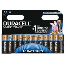 Duracell Ultra Power, AA, 12 sztuk (5000394004030) Darmowy odbiór w 20 miastach! Darmowa wysyłka i zwroty