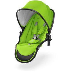 Kiddy Tandem Siedzisko do wózka Evostar 1 Spring Green - zielony