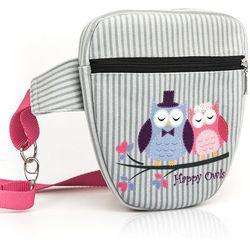 Nerka / saszetka na biodro Happy Owls