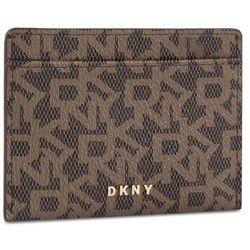Etui na karty kredytowe DKNY - R92ZJC09 Moch Lg/Drftwd 5MF