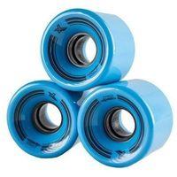 Pozostały skating, Kółka do fiszek 60 x 45mm - 4szt. niebieskie